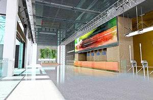深圳市工业展览馆  1994年工业展览馆被列为深圳市一级外事接待单位。建馆以来,已接待了来自世界100多个国家和地区的重要来宾,包括53位国家元首、79个副总理级以上团体、以及200多个部长级以上团体。是我国党和国家领导人、外国政要来深考察访问时的重要参观考察点之一,是深圳市工业经济形象展示和工业成果推广的窗口与沟通世界的桥梁,为市工业经济形象的展示和工业成果的推广宣传做出了积极的贡献。